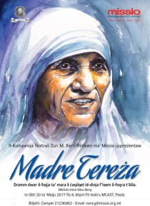 Mother Theresa Play